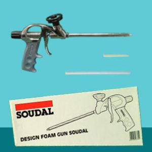 Пистолет для монтажной пены винтовой Profi Gun SOUDAL