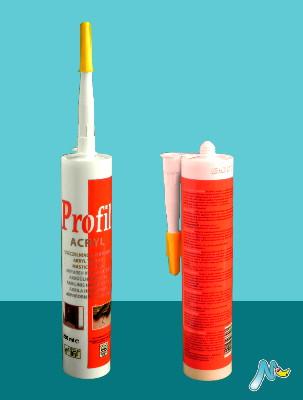 Герметик акриловый Profil Acryl SOUDAL