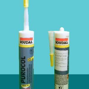 Полиуретановый клей Purocol водостойкий (D4) SOUDAL