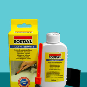 Удалитель силикона Silicone Remover 100мл SOUDAL