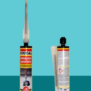 Химический анкер Soudafix P-300SF 280 мл SOUDAL