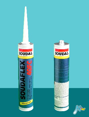 Клей-герметик полиуретановый для швов Soudaflex 40 FC SOUDAL