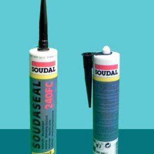 Клей-герметик эластичный быстрого отверждения Soudaseal 240 FC SOUDAL