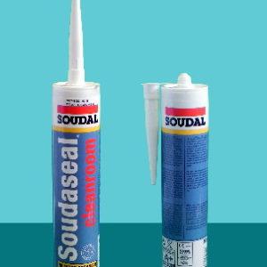 Клей-герметик гибридный Soudaseal Cleanroom для чистых комнат SOUDAL