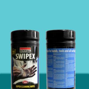 Салфетки Swipex XXL чистящие SOUDAL