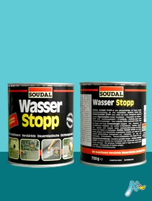 Кровельная мастика Wasser Stop SOUDAL