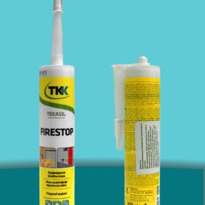 Герметик акриловый огнестойкий Tekadom Firestop TKK