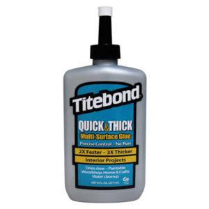 Клей Quick Thick Multi-Surface Glue 237 мл TITEBOND