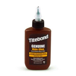 Клей протеиновый Liquid Hide Wood Glue 118 мл TITEBOND