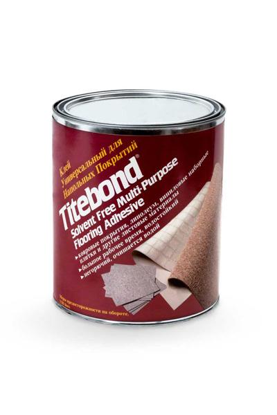 Универсальный напольный клей Multi-Purpose Flooring Adhesive 4 л TITEBOND