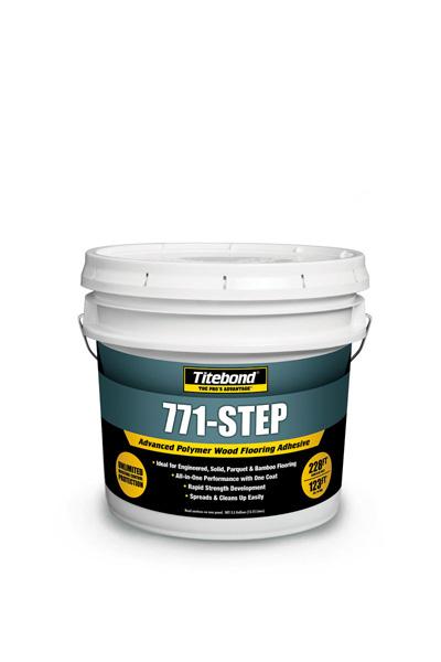 одостойкий звукоизолируюший клей 771-Step Adhesive, Moisture & Sound Control 13,25 л TITEBOND
