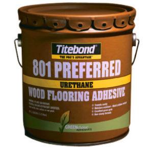 Клей для напольных покрытий 801 Prafarred Wood Flooring Adhesive 14 л TITEBOND