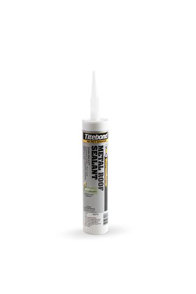 Клей-герметик для металлической кровли WeatherMaster Metal Roof Sealant 300 мл Titebond