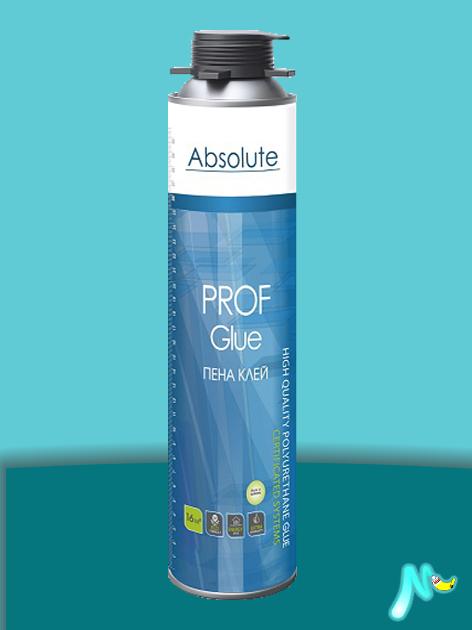 Клей пена полиуретановая Absolute PROF Glue