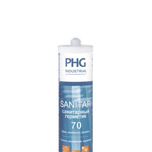 Герметик силиконовый санитарный Absolute Sanitar PHG