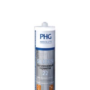 Герметик силиконовый Absolute Silicon 280 мл PHG