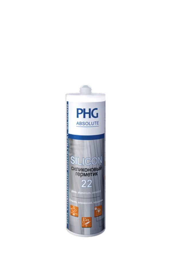 Герметик силиконовый Absolute Silicon PHG