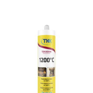 Термостойкий герметик Tekadom 1200°C 300 мл ТКК