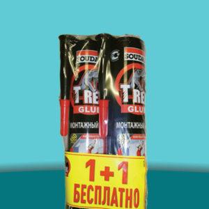 Клей монтажный МОМЕНТАЛЬНАЯ СХВАТЫВАЕМОСТЬ T-REX SOUDAL