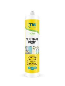 Герметик силиконовый нейтральный Tekasil Neutral Profi 300 мл TKK