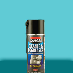 Очиститель поверхности Cleaner & Degreaser 400 мл Soudal БЕСЦВЕТНЫЙ
