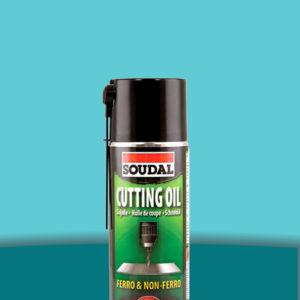 Смесь на основе минеральных масел Cutting Oil 400 мл SOUDAL ПРОЗРАЧНАЯ
