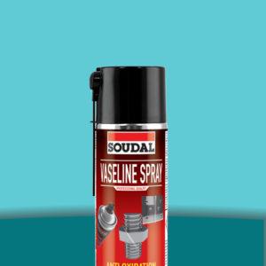 Вазелиновая смазка Vaseline Spray 400 мл SOUDAL БЕСЦВЕТНАЯ