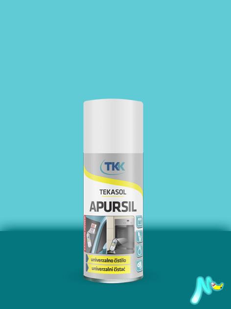 Универсальный очиститель Tekasol APURSIL 150 мл TKK
