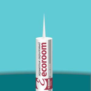 Акриловый герметик для OSB 300 мл ECOROOM