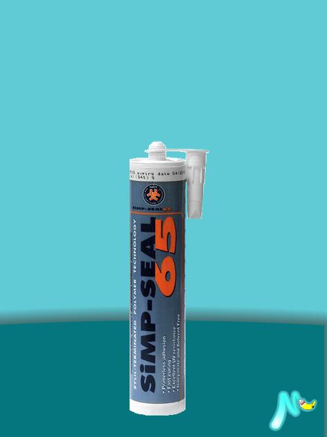 Гибридный полимерный клей для стёкол SIMP-Seal 65 290 мл NPT