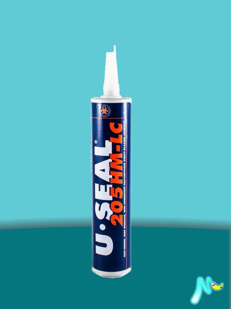 Полиуретановый клей для вклейки стёкол U-Seal 205 HM-LC 310 мл NPT