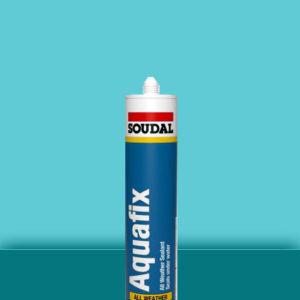 Профессиональный герметик для кровельных работ Aquafix 310 мл SOUDAL